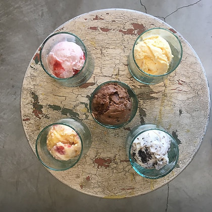 ICE CREAM SET OF 6 flavors *Choose freely*     選べる6フレーバーセット