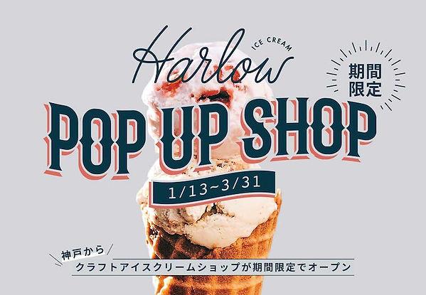 Harlow POP UP