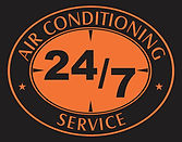 24-7 Air Conditioning Service Web Logo.j