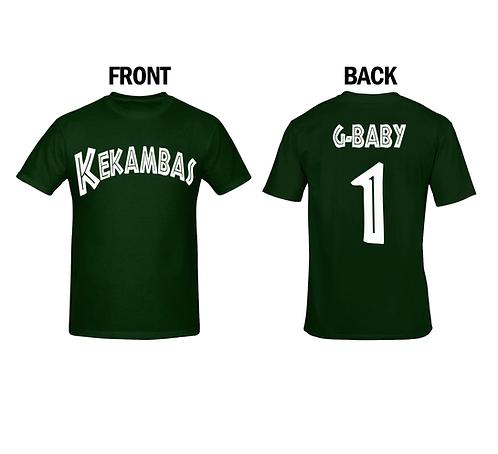 KEKAMBAS G-BABY JERSEY - FOREST - 4XL