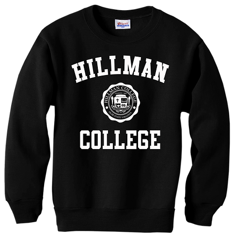 Hillman Black Sweatshirt - XL