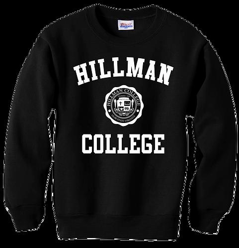 Hillman Black Sweatshirt - 4XL
