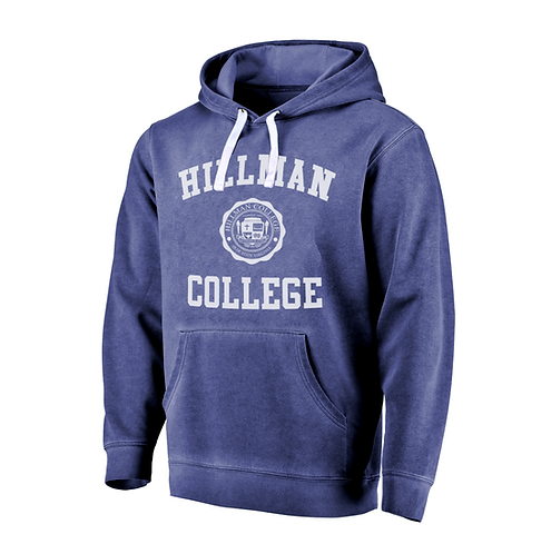 *Rustic Retro* Midnight Indigo Hillman Hoodie - SMALL