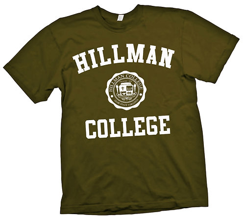 Army & White Hillman Tee - 2XL