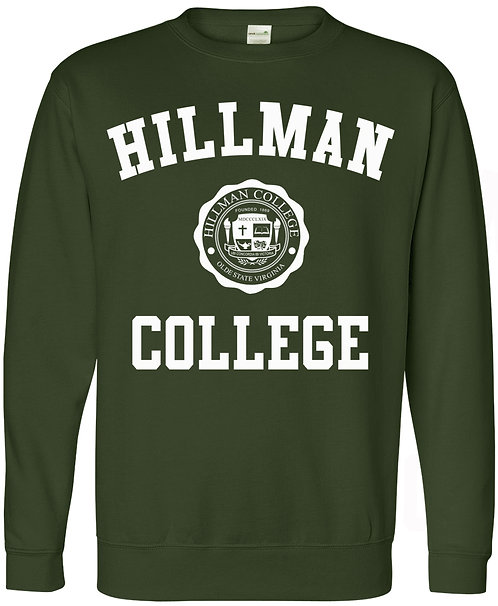 Spinach & Rice Hillman Sweatshirt - 4XL