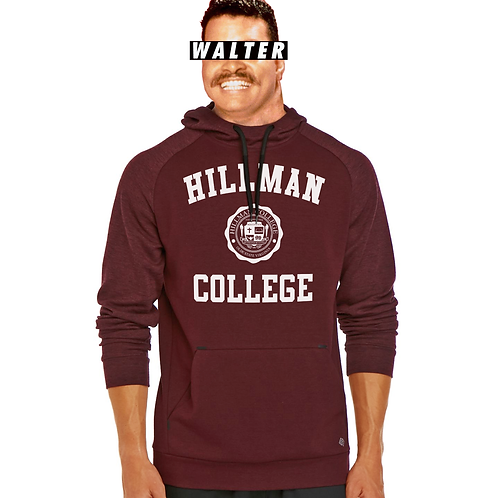 HILLMAN ATHLETIC PERFORMANCE HOODIE - XL