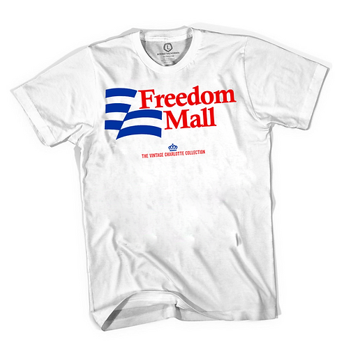 FREEDOM MALL - WHITE - EXTRA LARGE