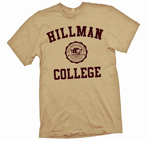 Tan Hillman Tee - Small