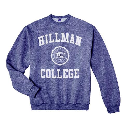 Denim Hillman Sweatshirt - 4XL