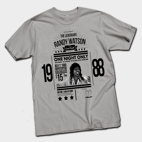 RANDY WATSON ICE GRAY LARGE