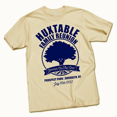 Huxtable Family Reunion | Cream & Navy - SMALL