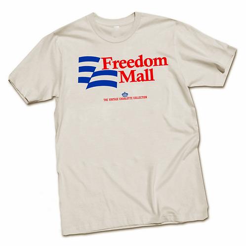 FREEDOM MALL - RETRO WHITE - LARGE