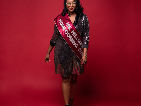 Introducing Dr. Janelle Hadley, Your 2018-19 Ms. Hillman Homecoming