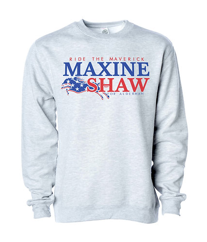 ASH - MAXINE SHAW SWEATSHIRT - MEDIUM