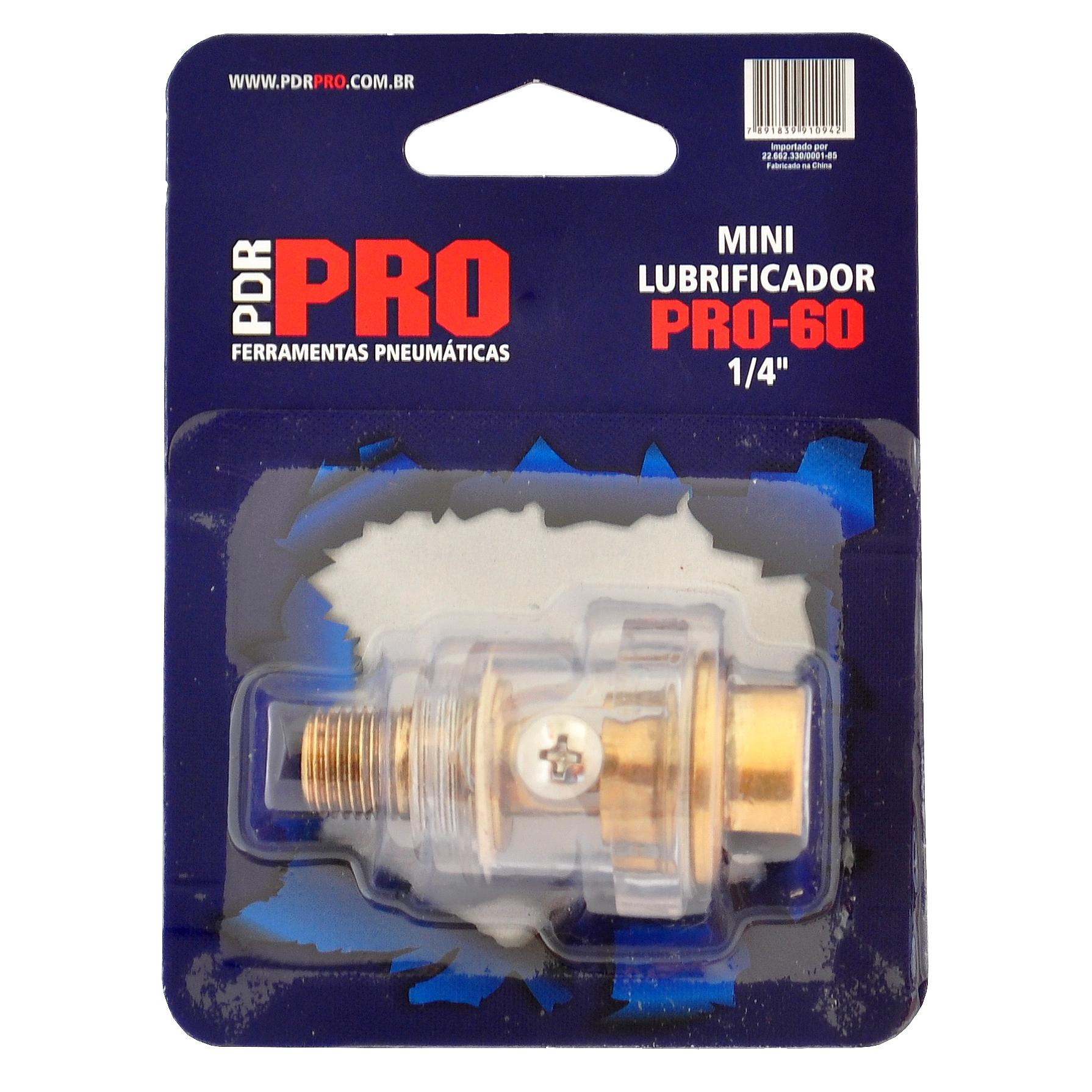 PRO-60 - Mini Lubrificador