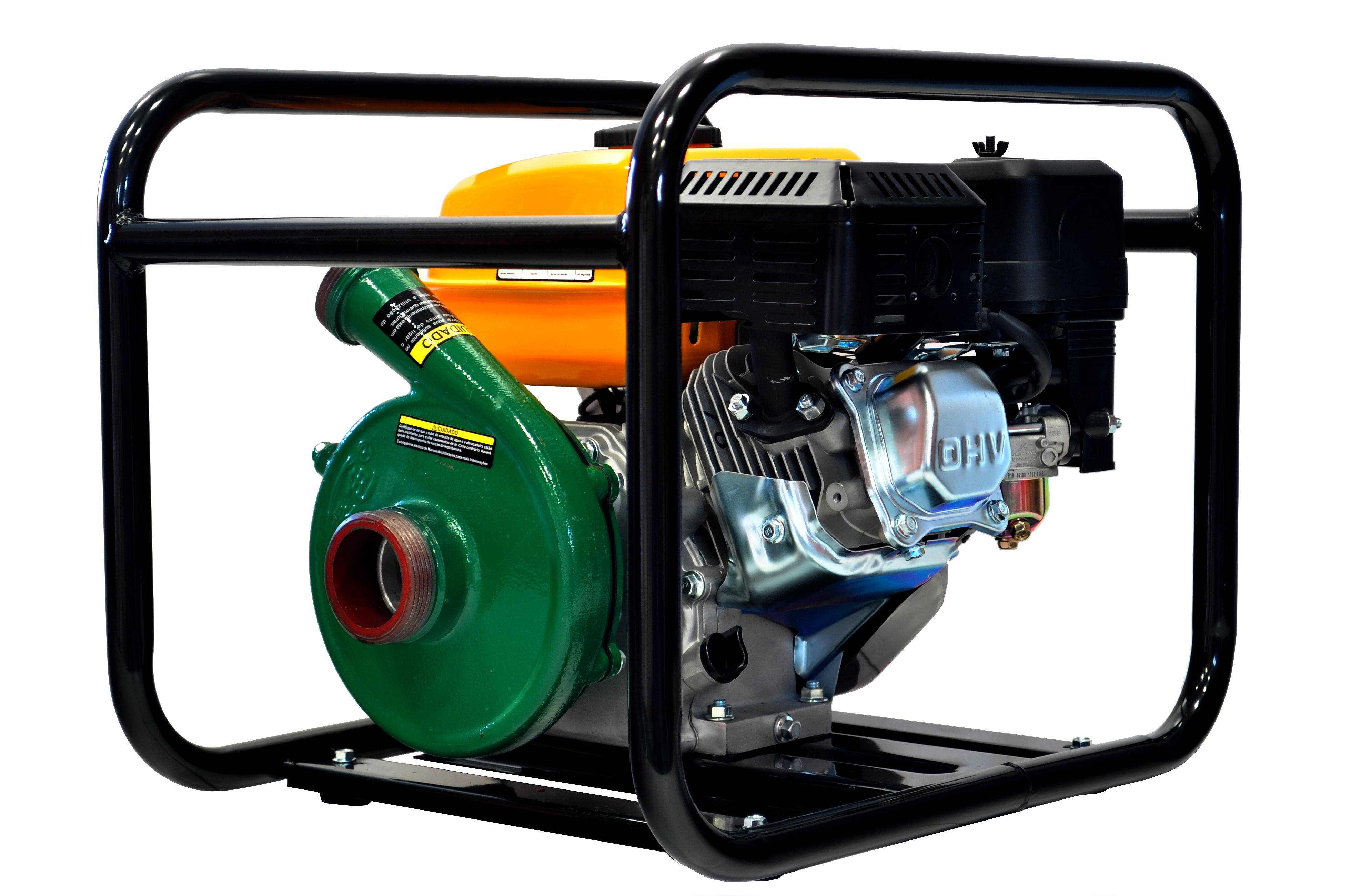 Motobomba a Gasolina - ZB25G