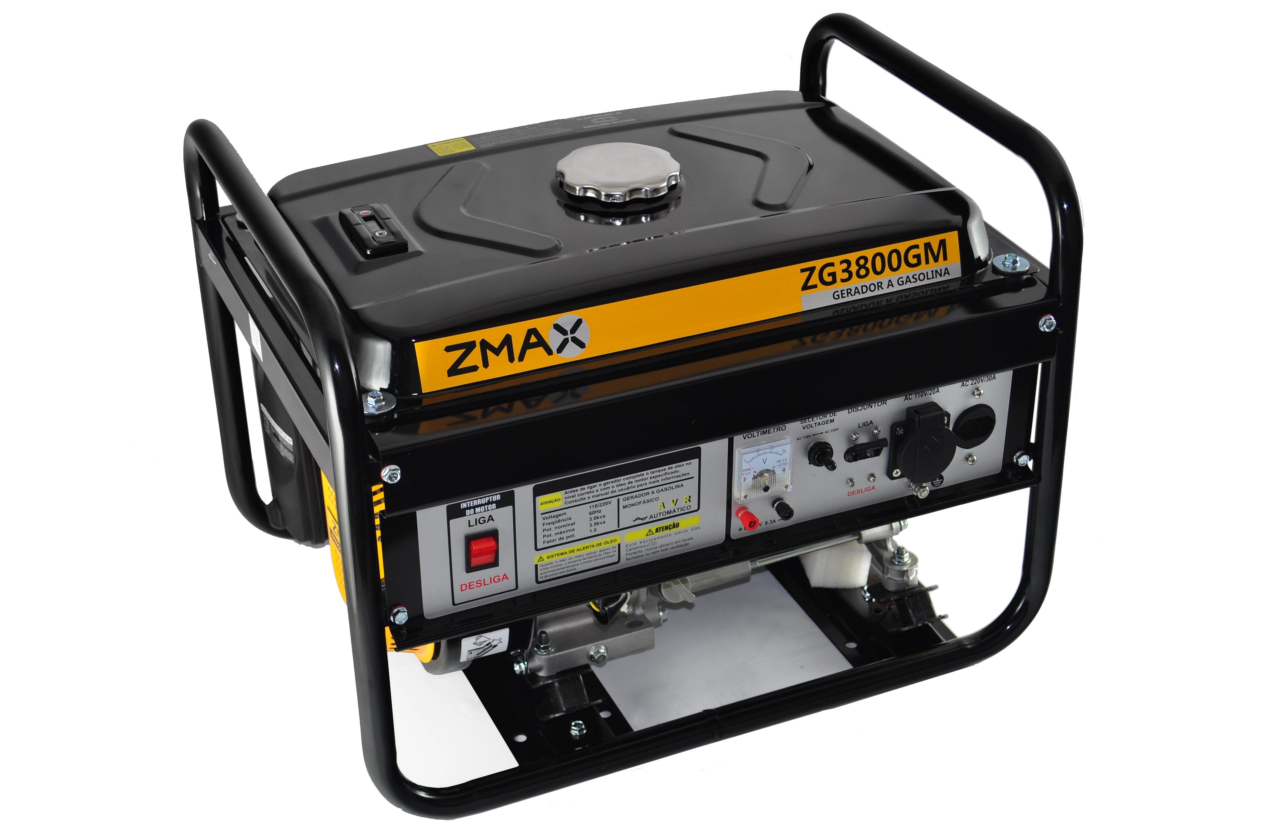 Gerador a Gasolina - ZG3800GM