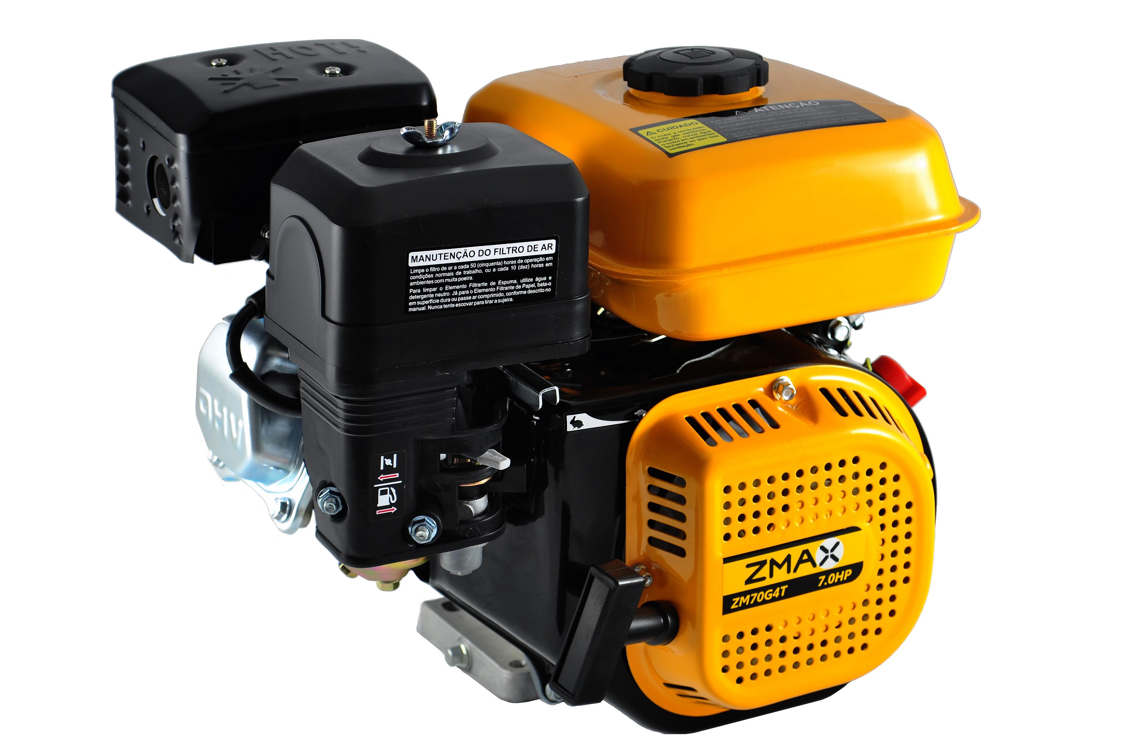 Motor a Gasolina - ZM70G4T