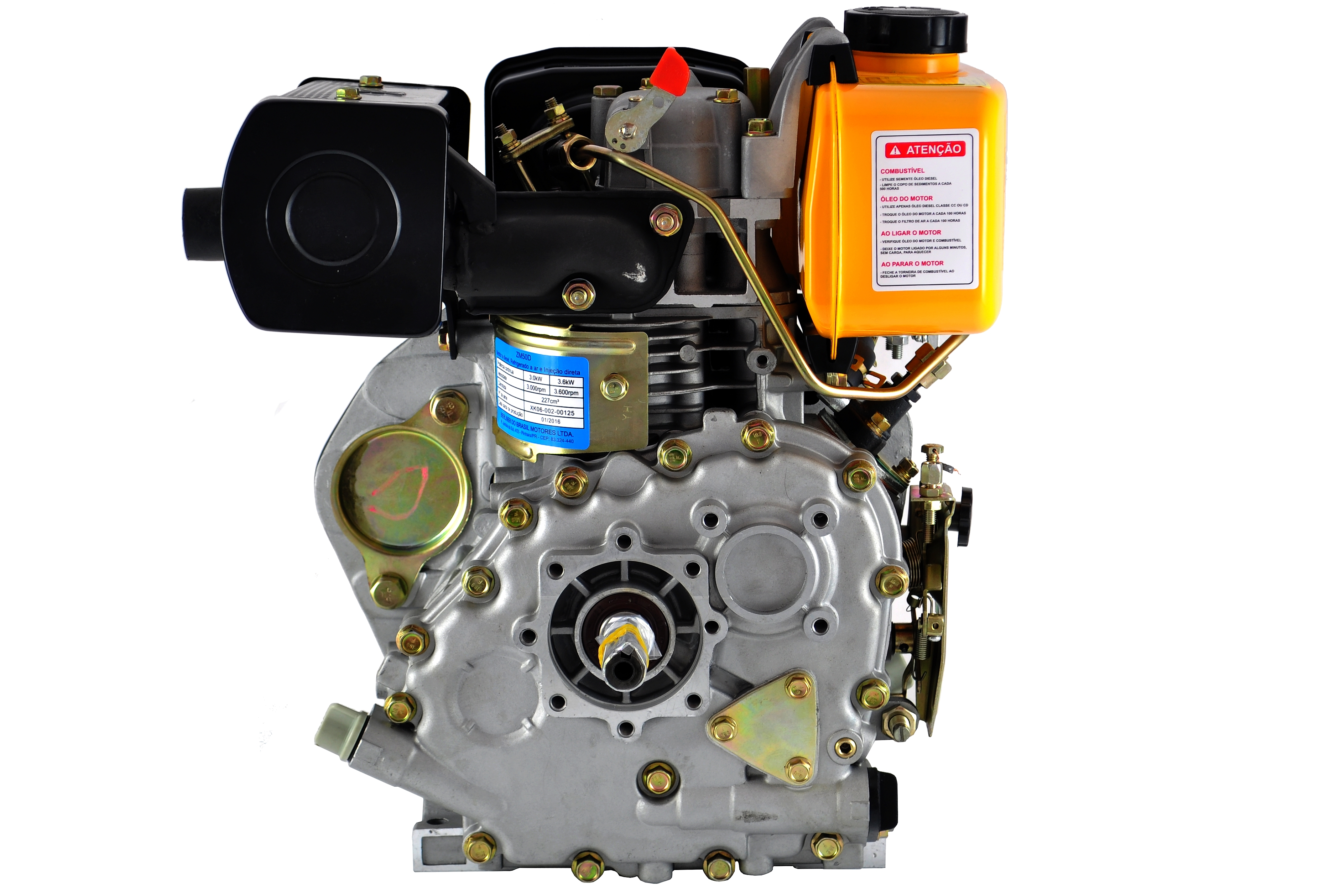 Motor a Diesel - ZM50D