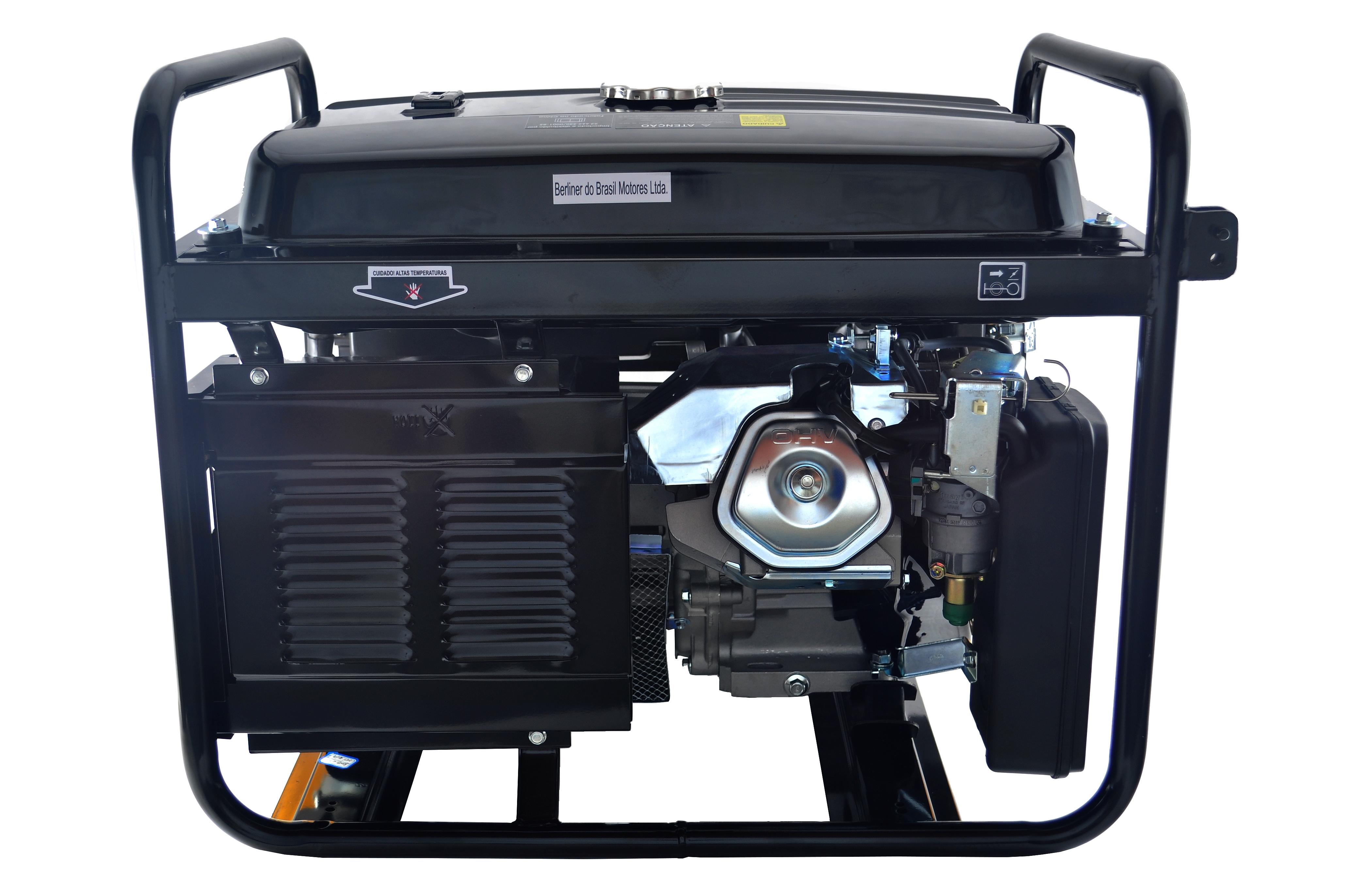 Gerador a Gasolina - ZG8300GME
