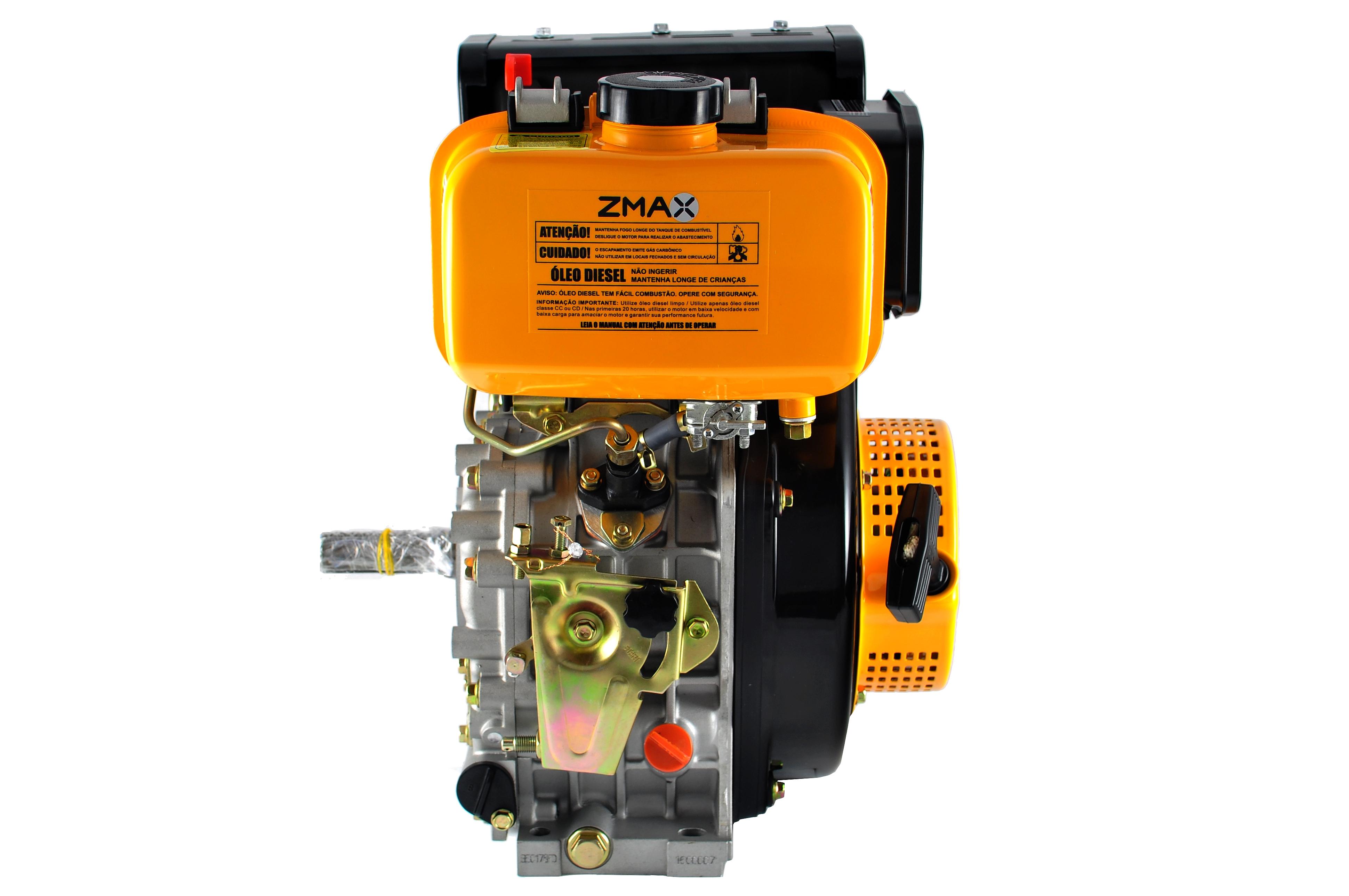 Motor a Diesel - ZM70DE