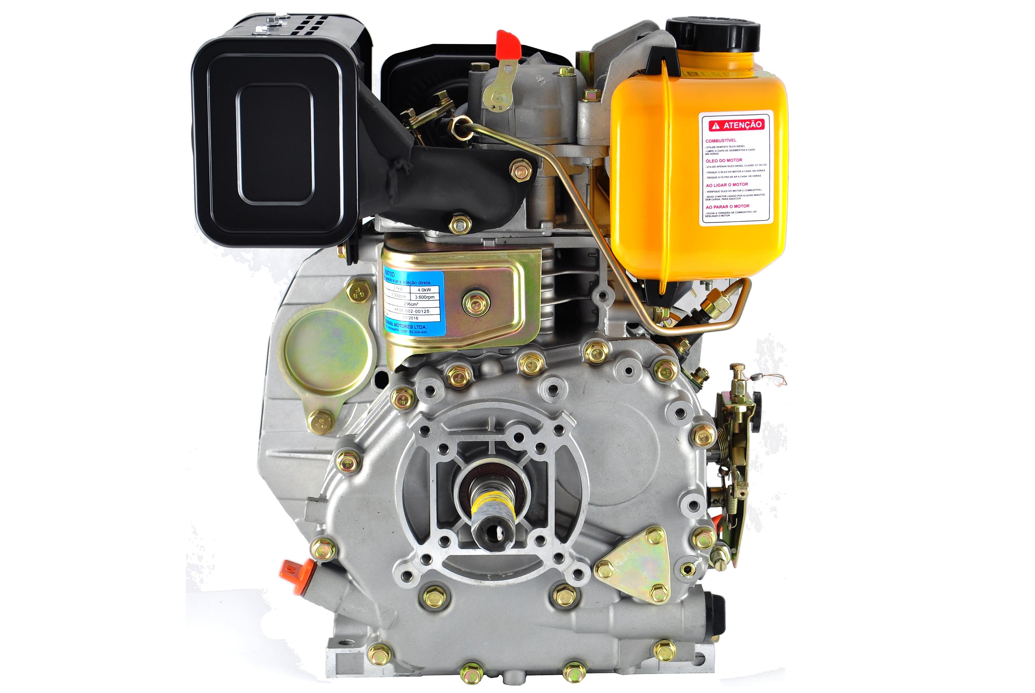 Motor a Diesel - ZM70D