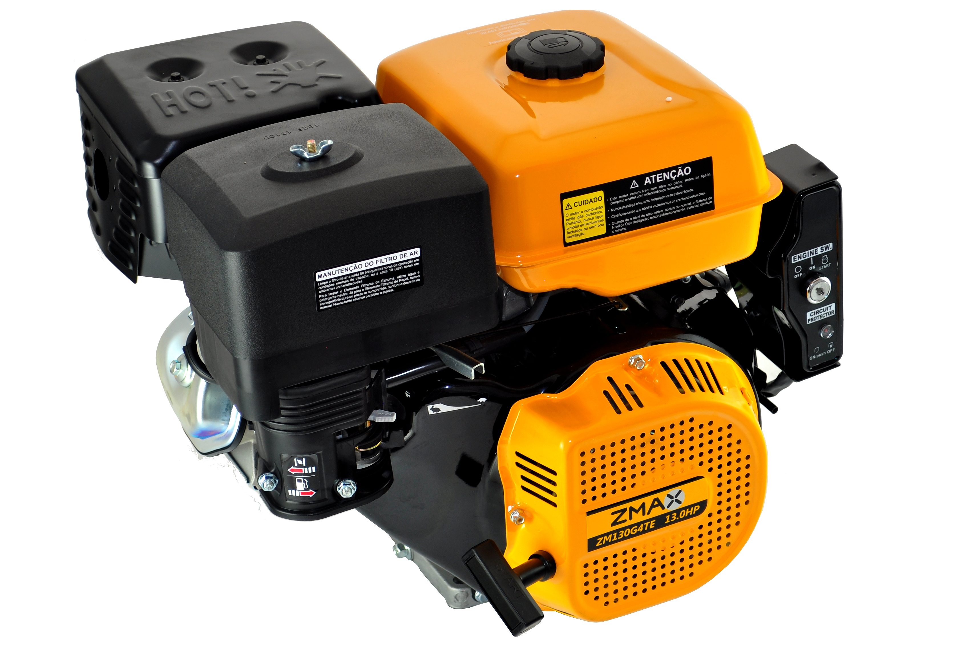 Motor a Gasolina - ZM130G4TE