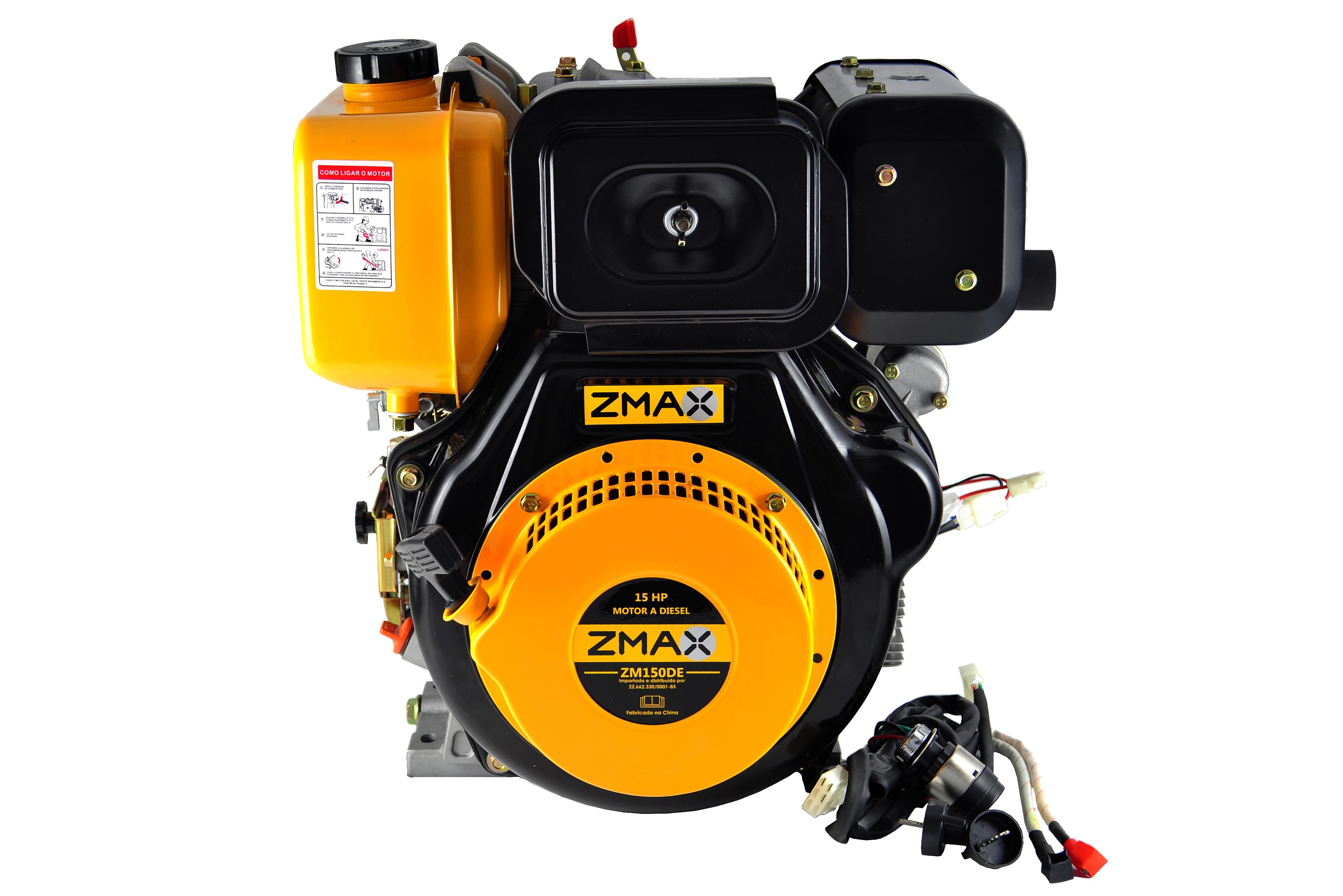 Motor a Diesel - ZM150DE