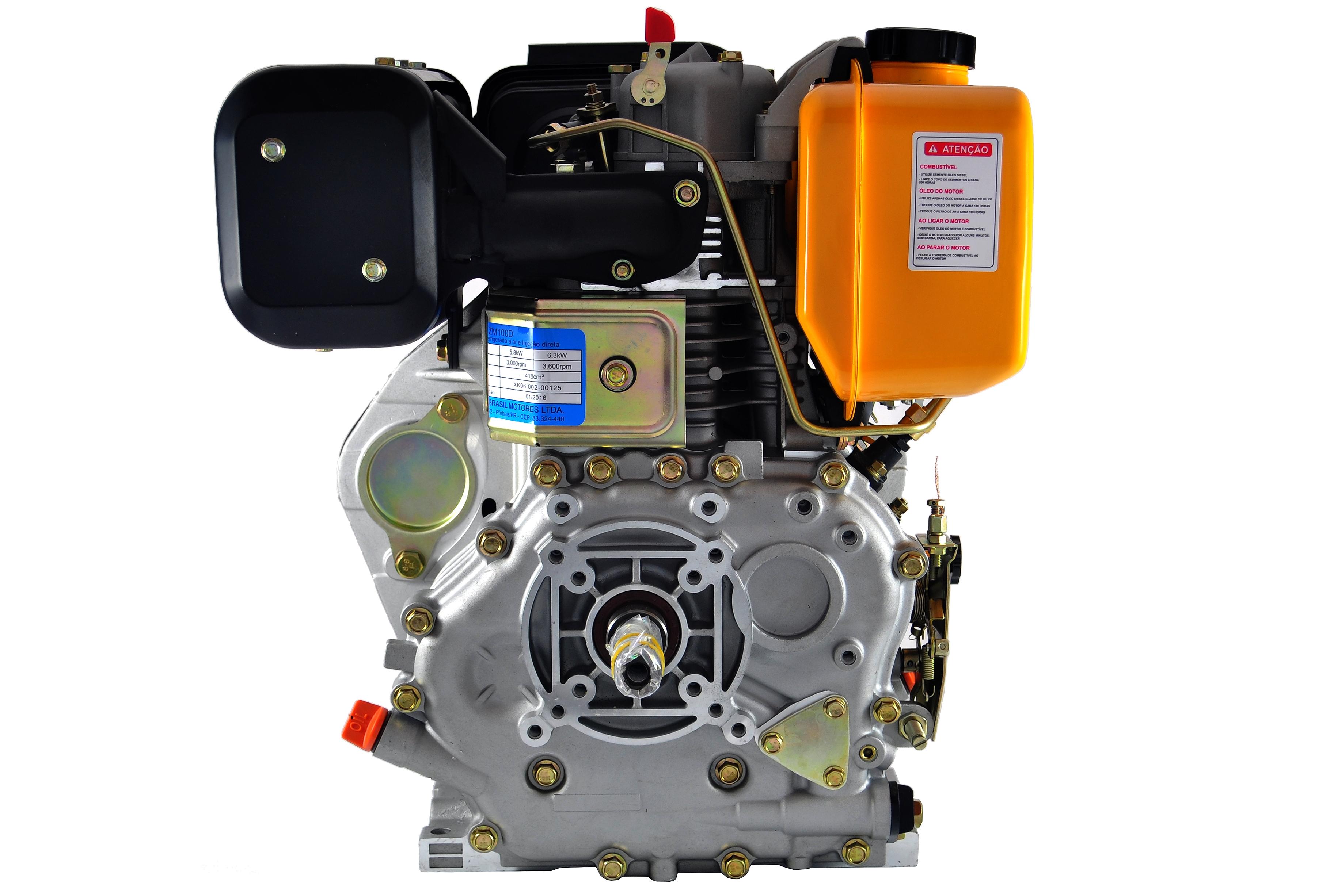 Motor a Diesel - ZM100D