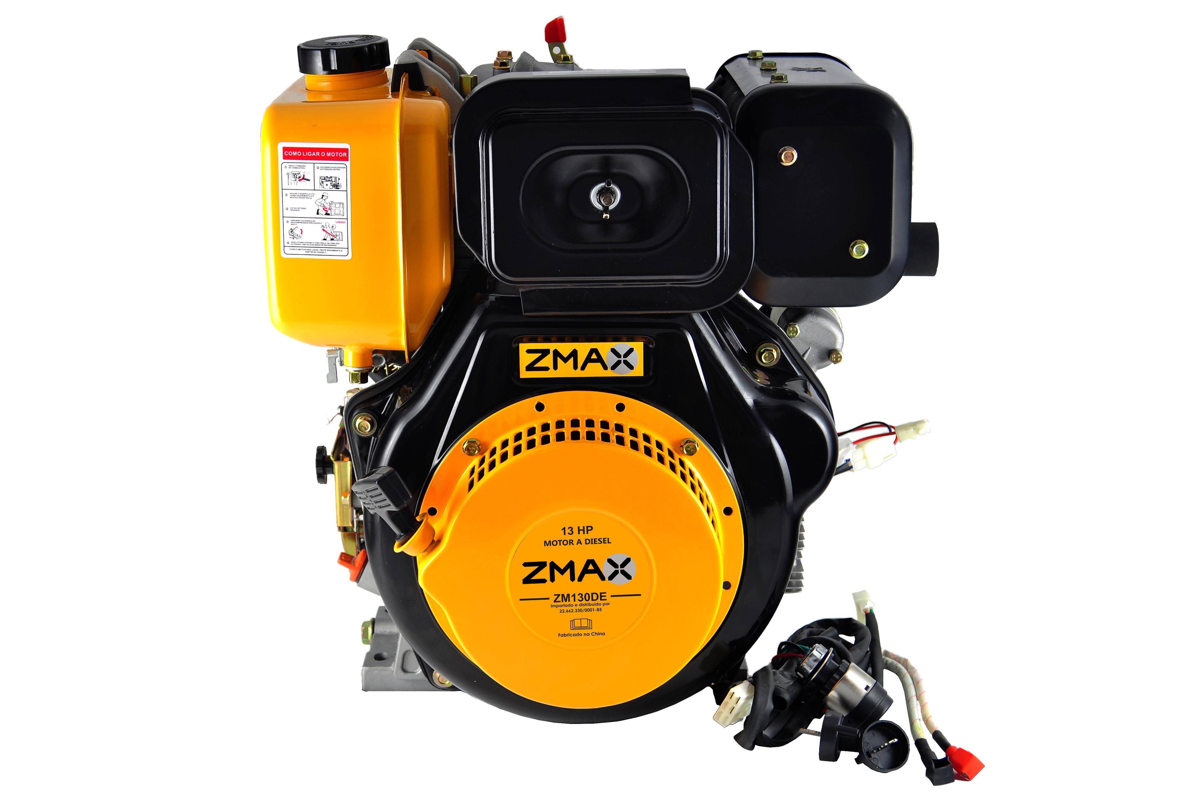 Motor a Diesel - ZM130DE