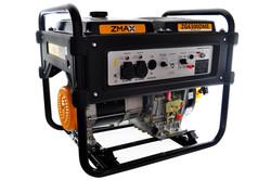 Gerador a Gasolina - ZG6300DME