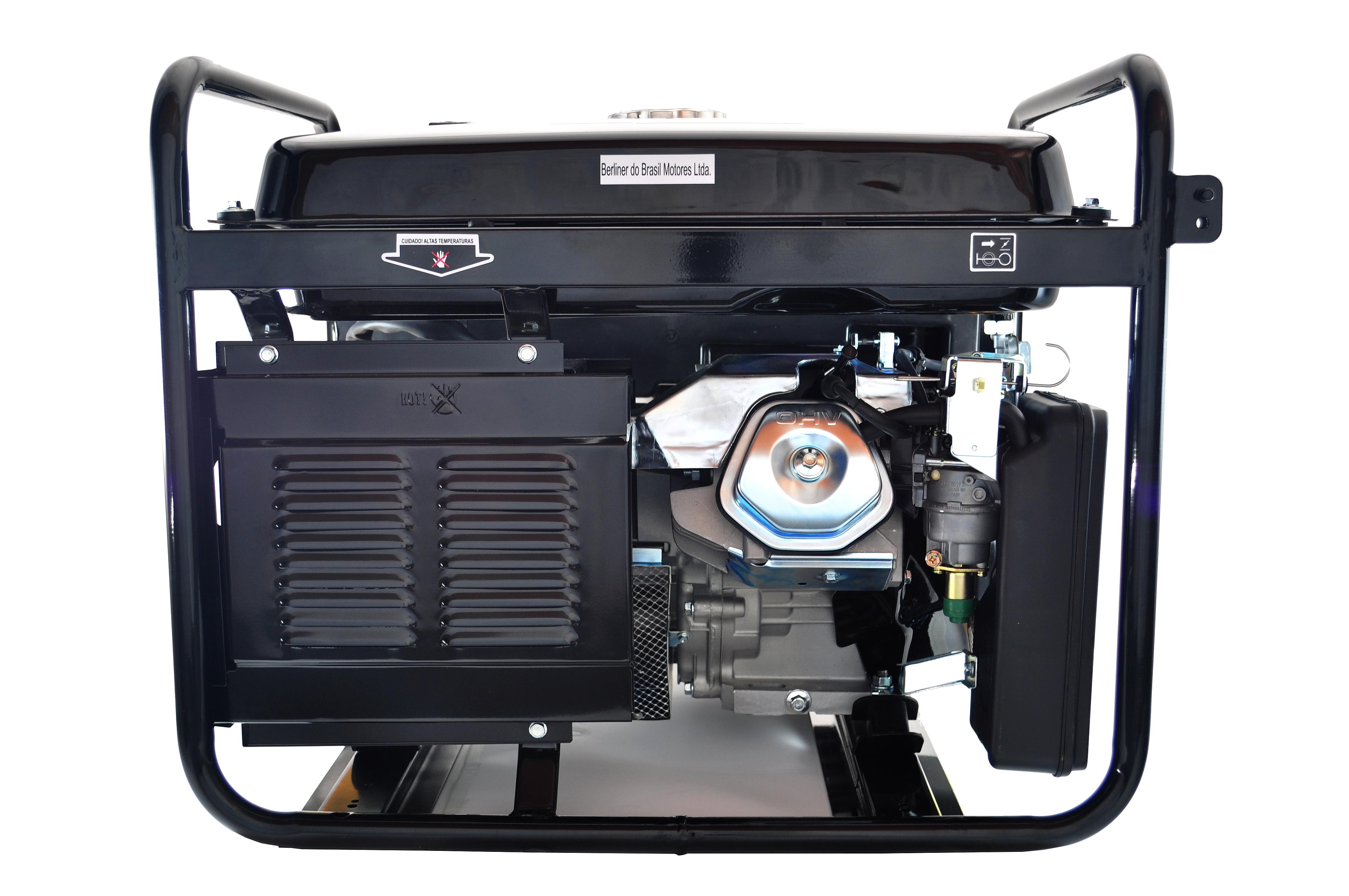 Gerador a Gasolina - ZG7200GME