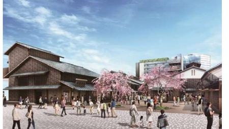 豊洲市場千客万来施設の計画が見えてきた。サウナはどう?商業施設は?
