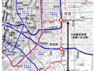 有楽町線延伸に関する動き
