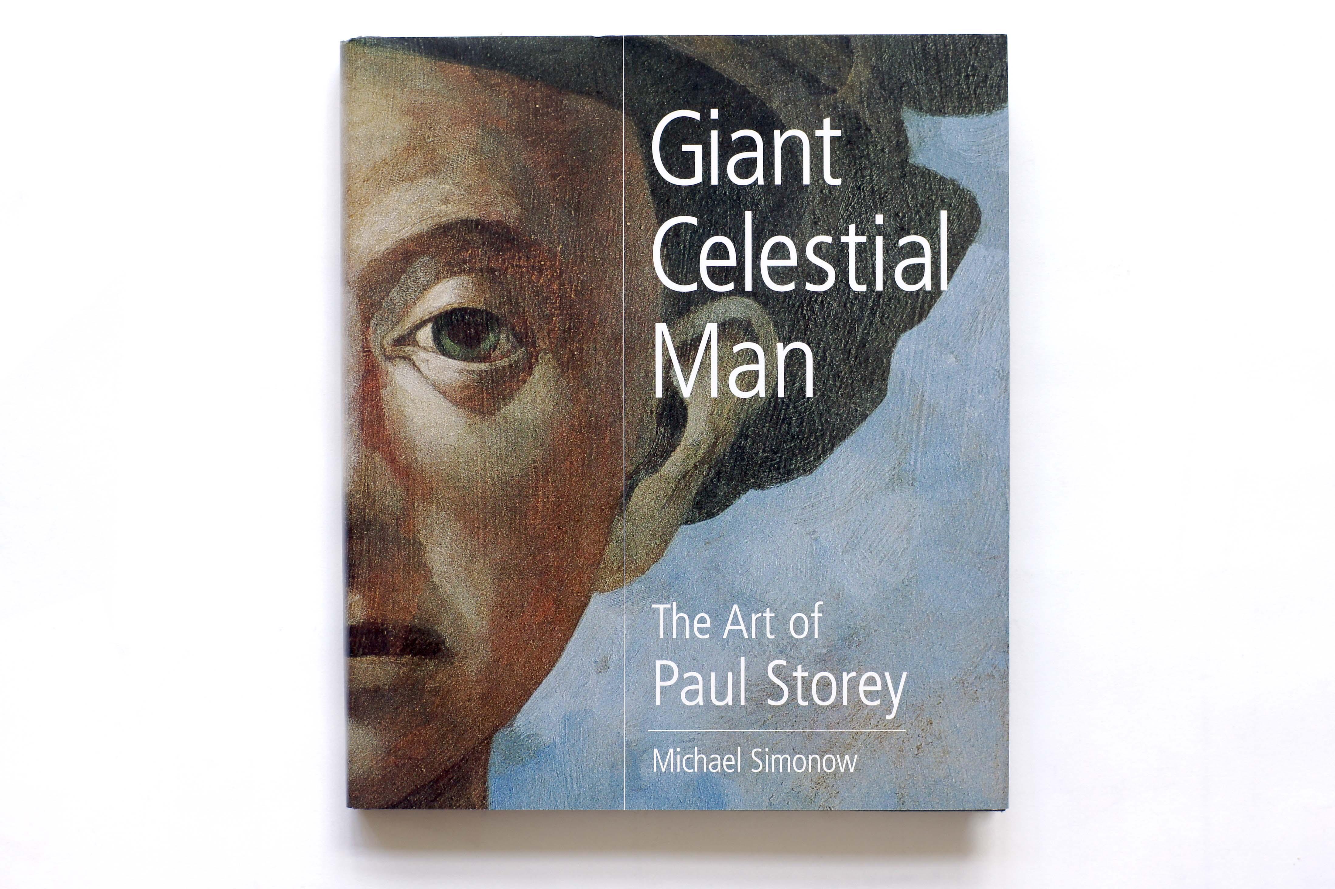 6 Giant Celestial Man Cover