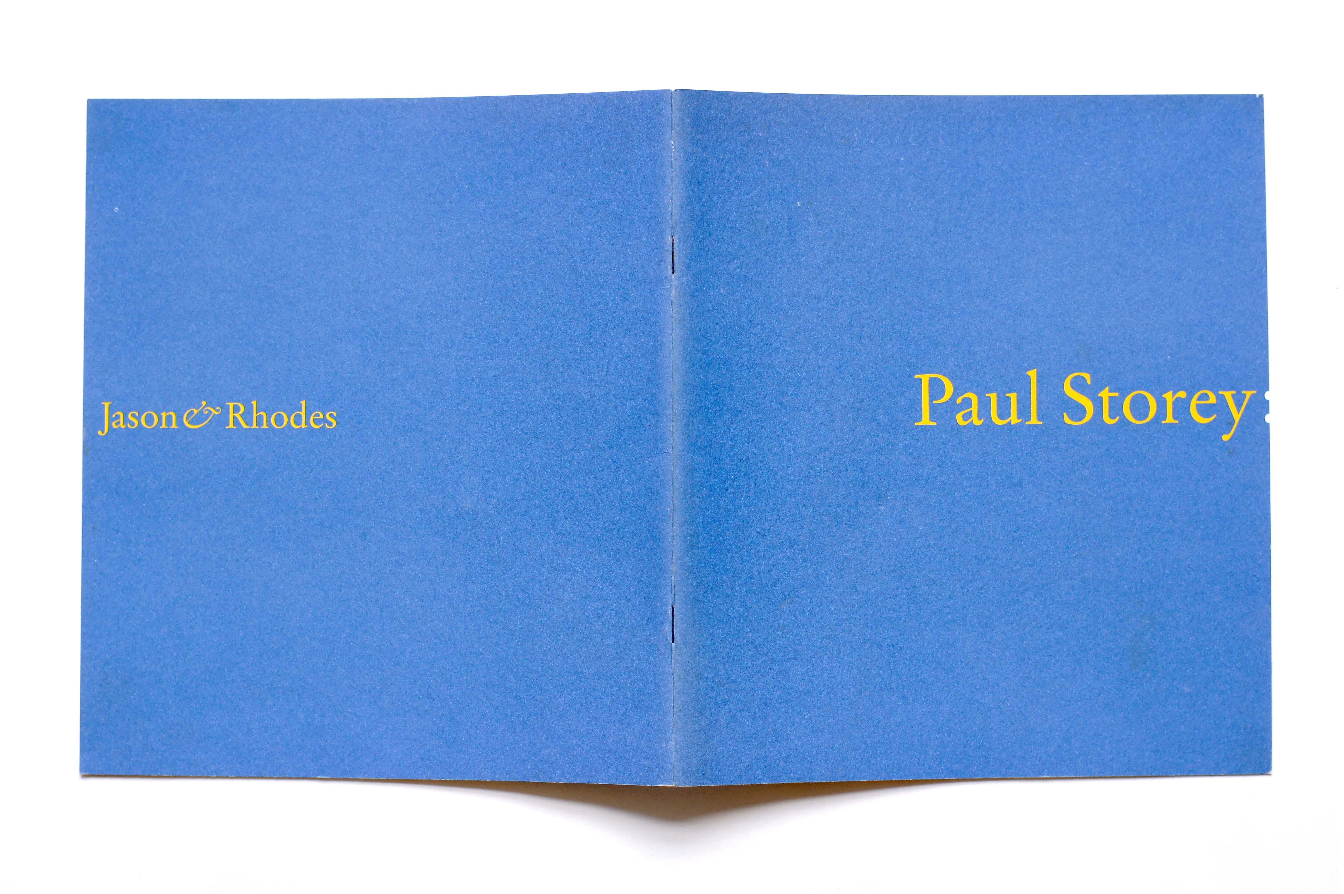 3 Paul Storey Jason Rhodes Cover