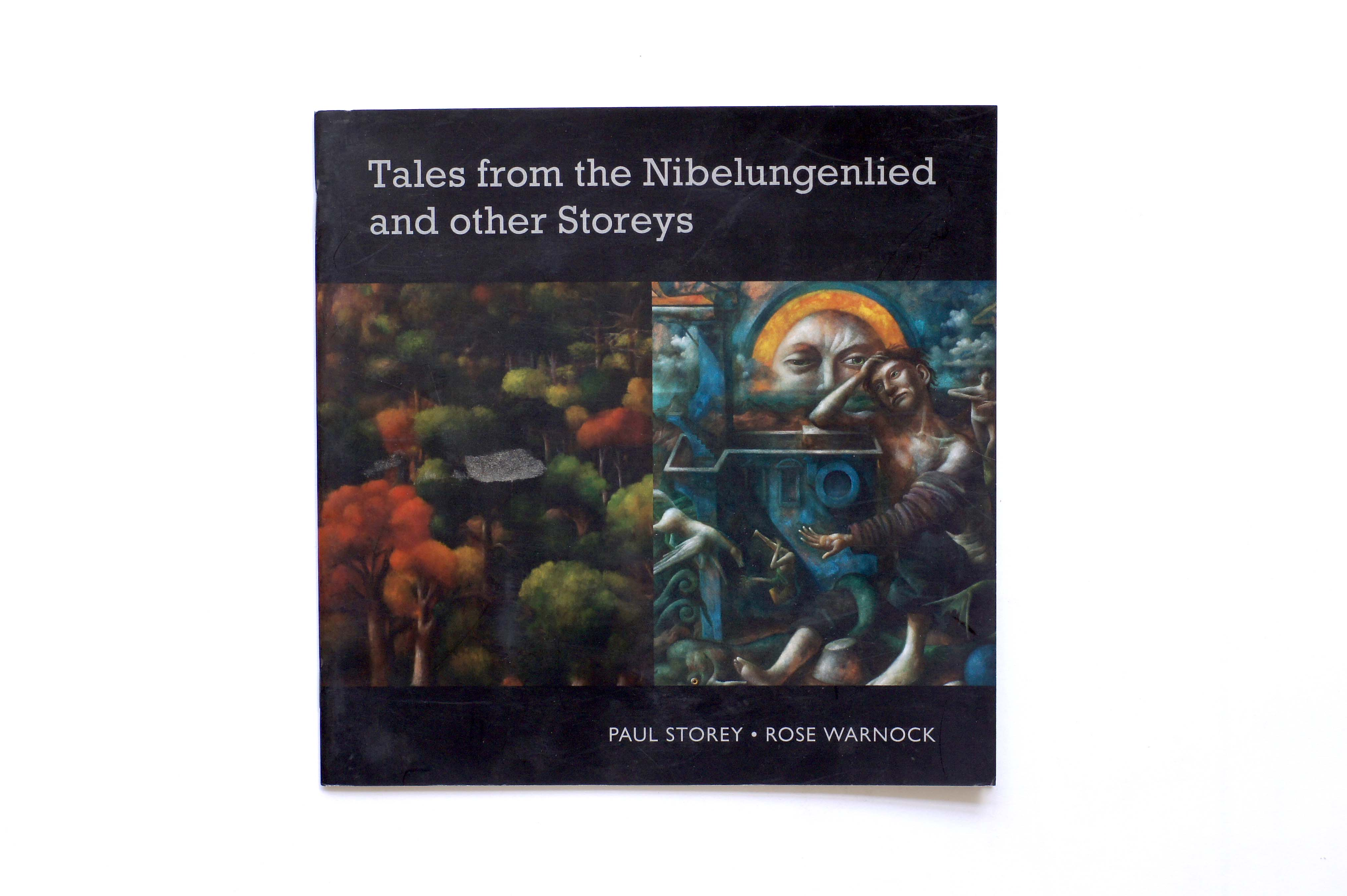10 Tales from Nibelungenlied Cover