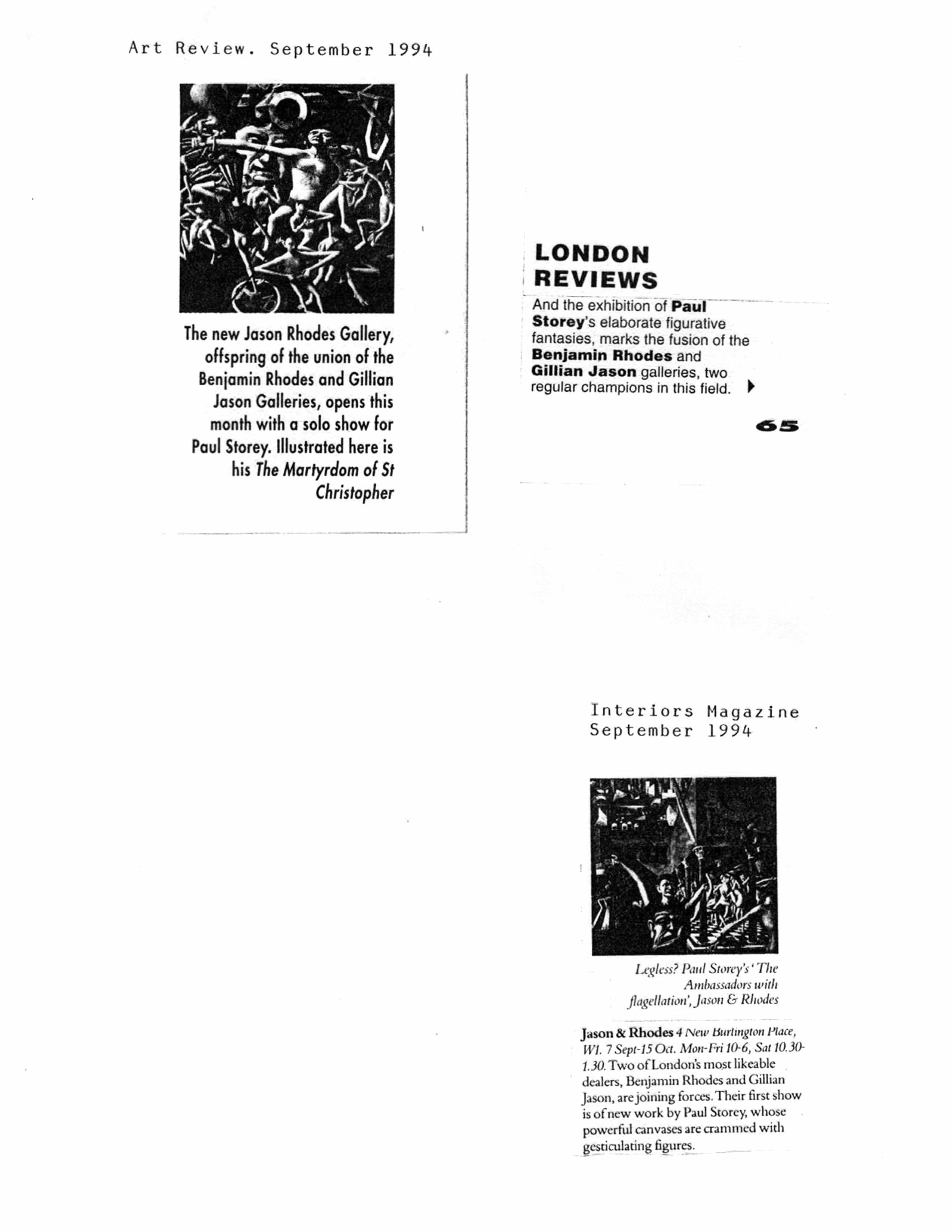 18 Art review Sep 94