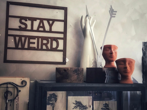 Stay Weird and Be Happy