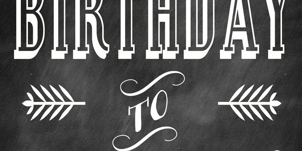 My Birthday!