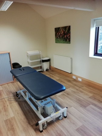 Fully equipped therapy rooms - Larkspur