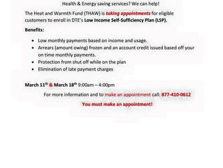 Do You Need Help With Your Energy Bill?