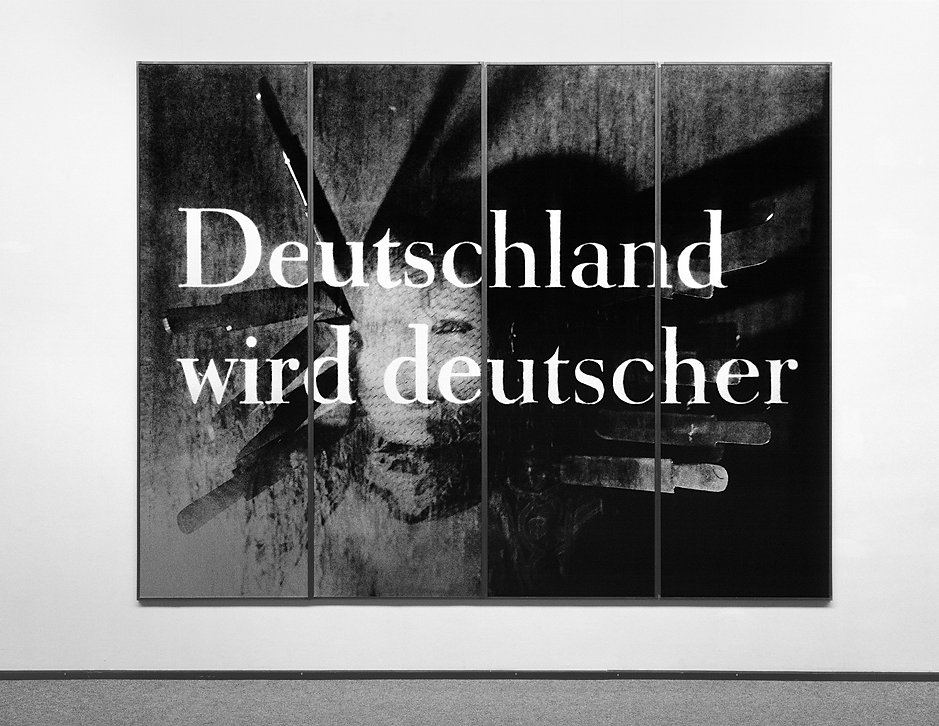 Katharina Sieverding_Deutschland wird de