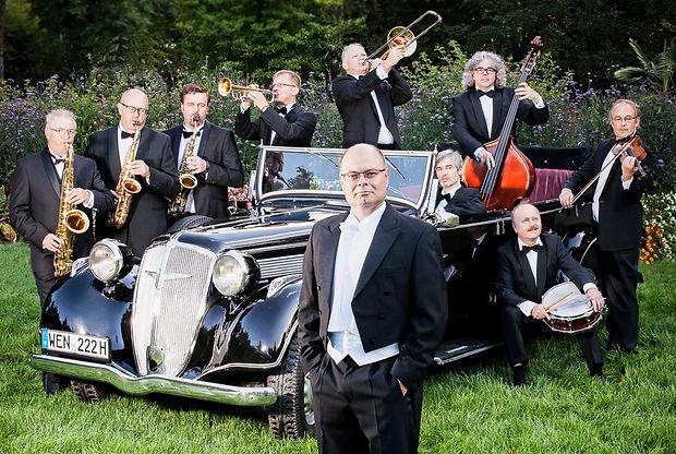 Peter Wittmann und das Ballhausorchester