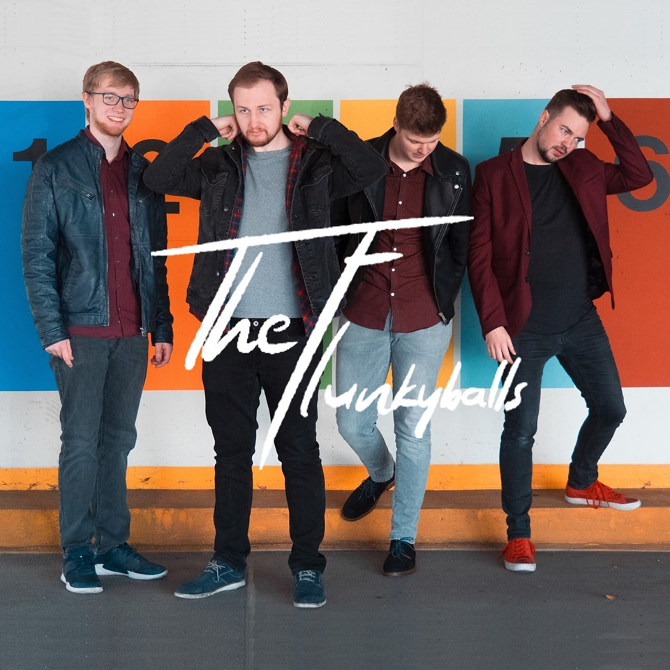 the FLUNKYBALLS