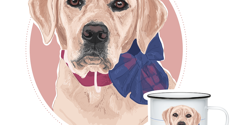 Mug & Portrait Package