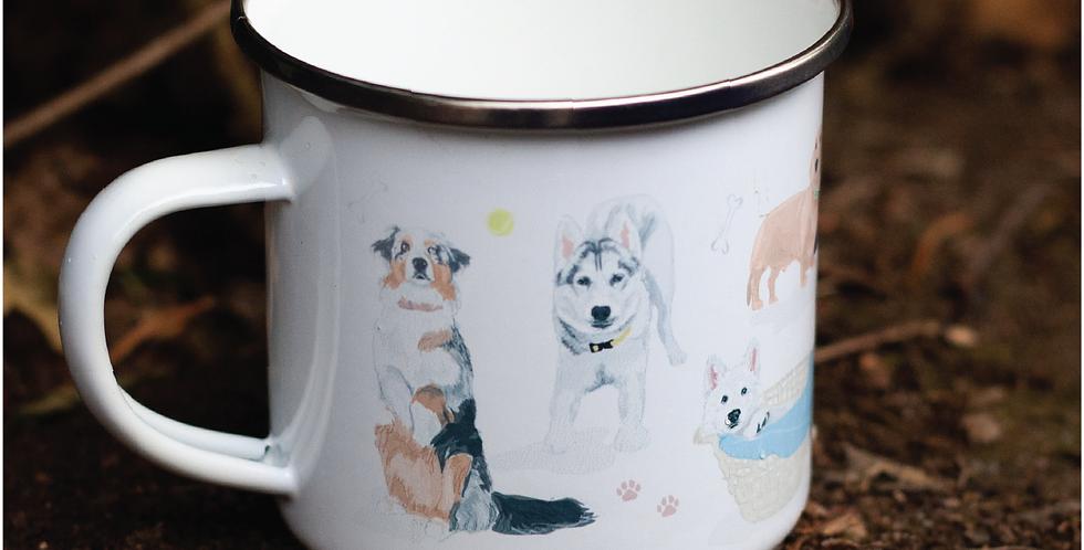 IG Doggo Mug
