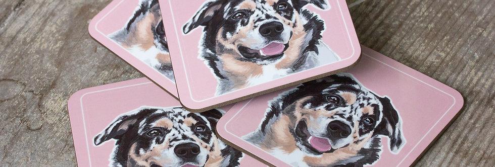 Portrait Coaster