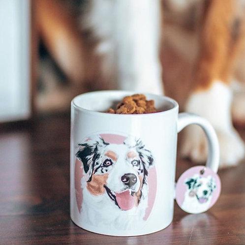 Ceramic Portrait Mug