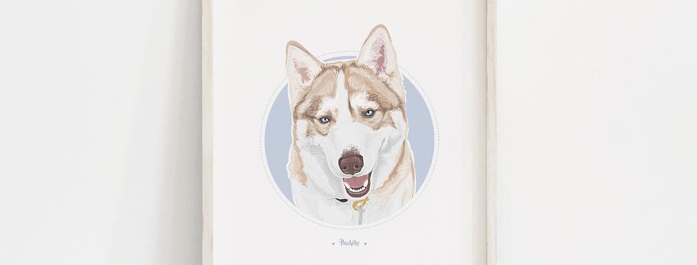 Original Pet Portrait